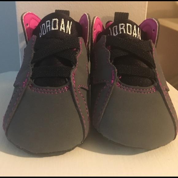 Infant Girl Jordan Sneakers Size C